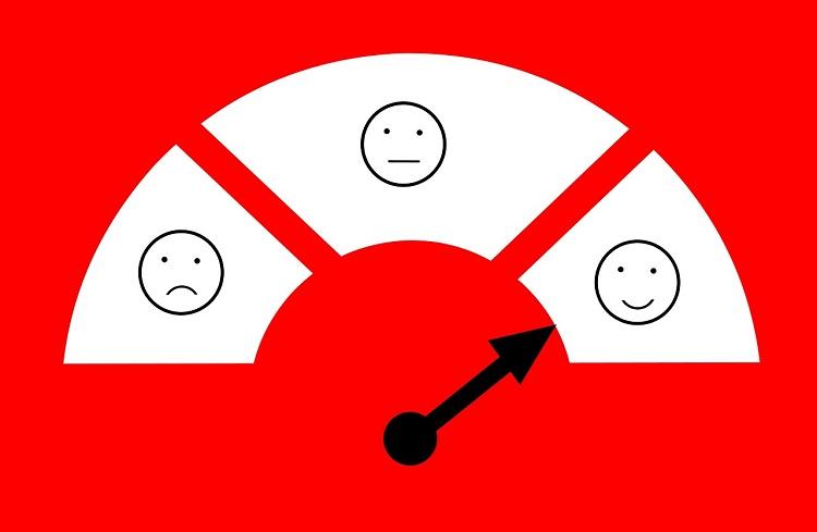 האם הלקוחות מרוצים סקר שביעות רצון